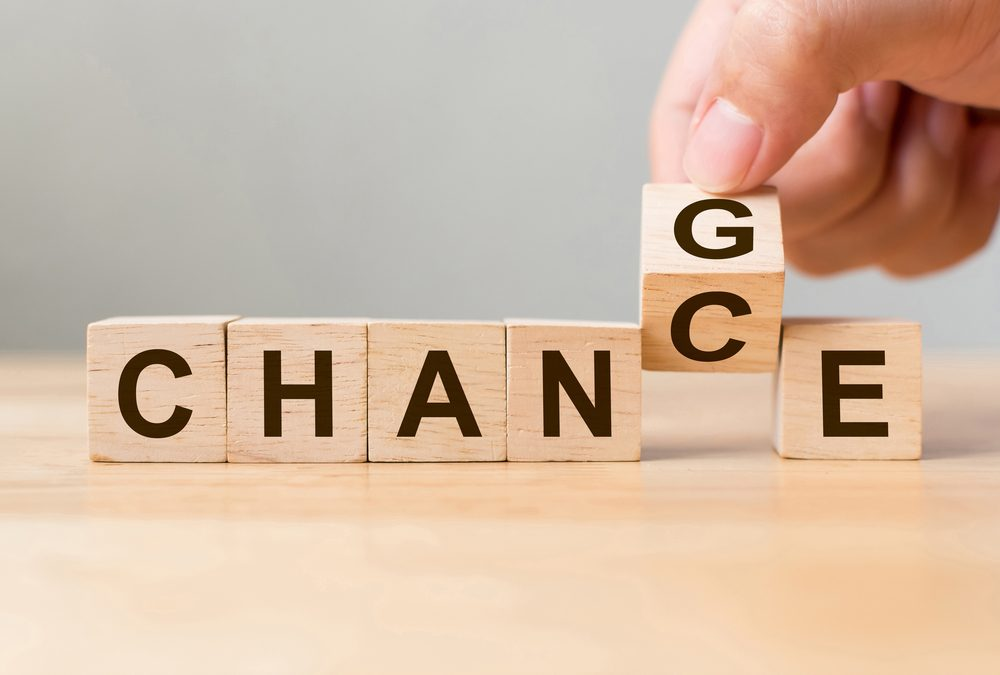 HOW to Take a Chance on Change